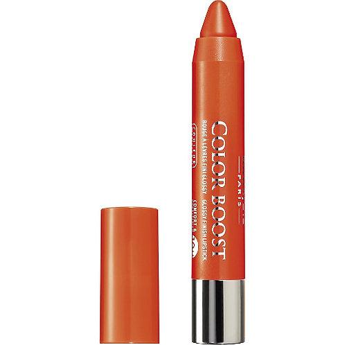 Bourjois Color Boost Lip Crayon 10 Lolu Poppy
