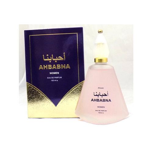 Ahsan Ahbabna Women Eau De Parfum 100ml