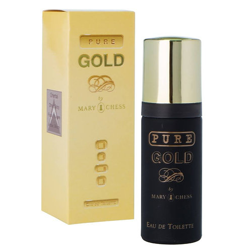 Pure Gold by Mary Chess - EDT (50ml Men)