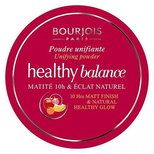 Bourjois Healthy Balance Face Powder (053 Beige Clair)