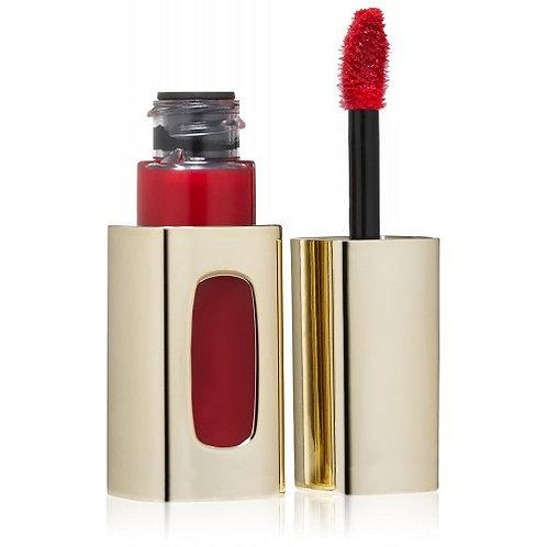Loreal Extraordinaire Liquid Lipstick 304 Ruby Opera