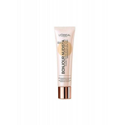 Loreal Bonjour Nudista Skin BB Cream 12ml (Medium Dark)