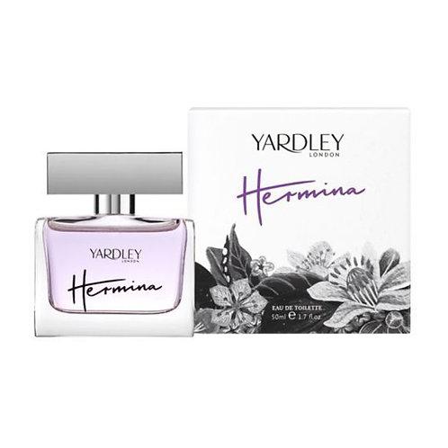 Yardley Hermina Spray For Women Eau de Toilette 50ml