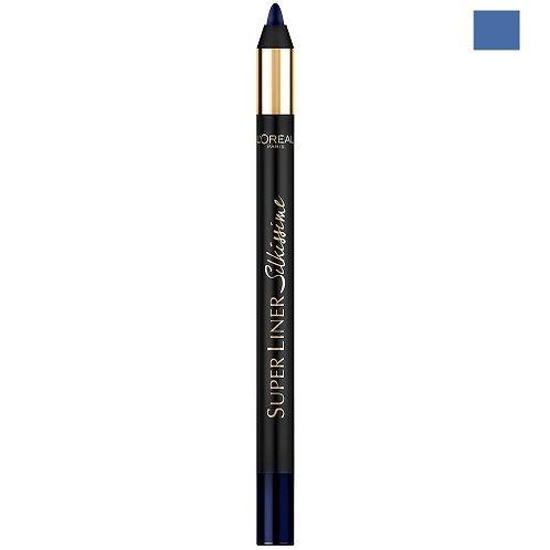 Loreal Super Liner Eyeliner Silkissime 03 Moonlight Blue