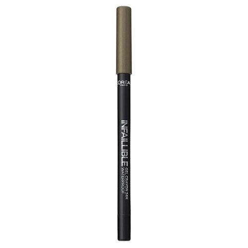 LOreal Infaillible Gel Crayon Eyeliner 08 Rest in Kaki
