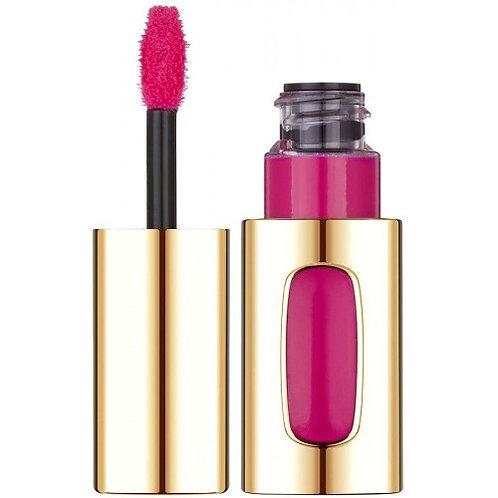 Loreal Extraordinaire Liquid Lipstick 401 Fuschia Drama