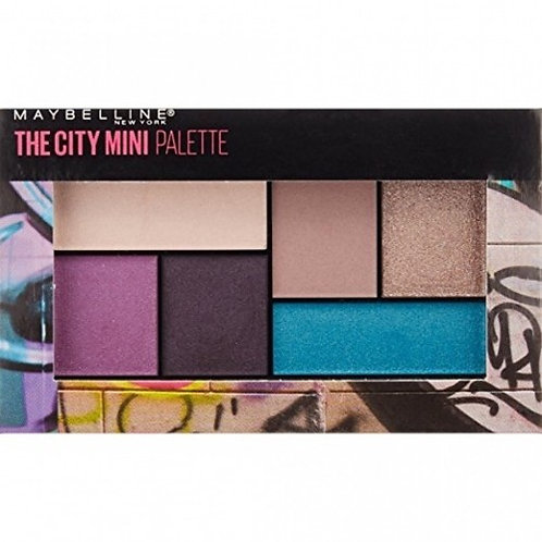 Maybelline The City Mini Palette 450 Graffiti Pop