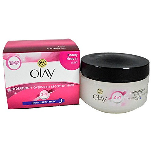 Olay Hydration + Overnight Recovery Mask