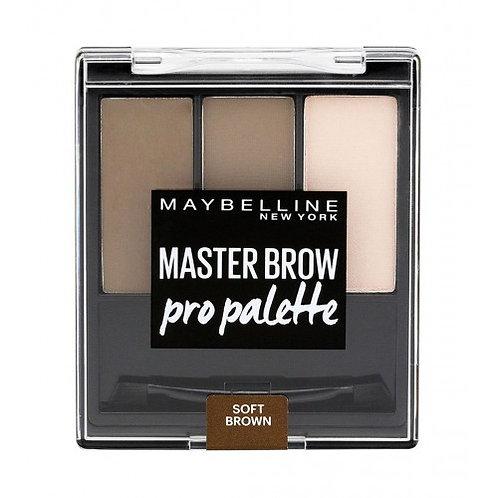 Maybelline Master Brow Design Kit Soft Brown
