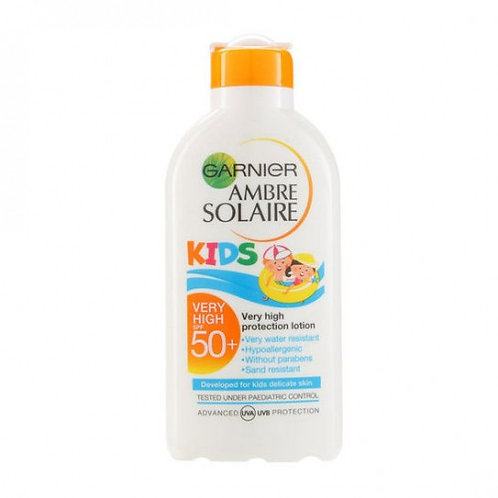 Garnier Ambre Solaire Kids Protection Lotion High SPF 50 - 200ml