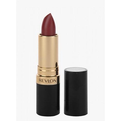 Revlon Super Lustrous Matte Lipstick 22 Seductive Sienna