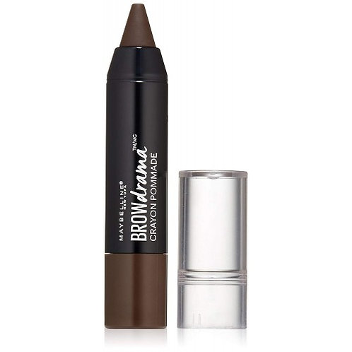 Maybelline Brow Drama Crayon 4 Dark Brown