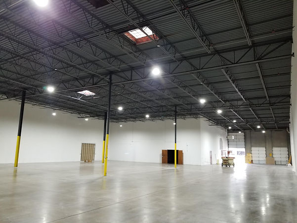 Commercial Electrical Project