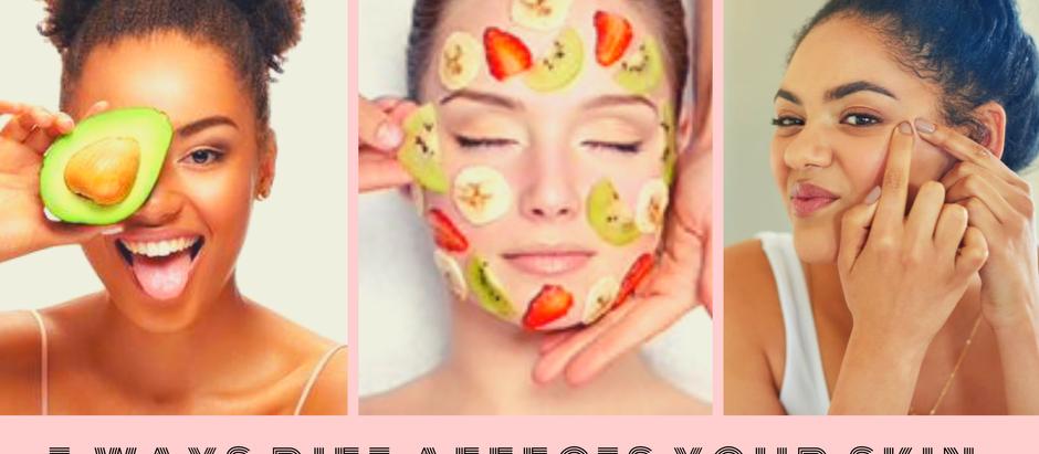 5 Ways Diet Affects Your Skin