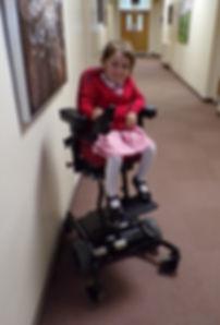 childrens powered wheelchair