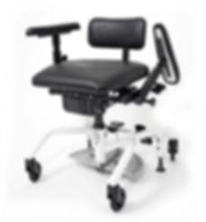 adaptable x-ray chair