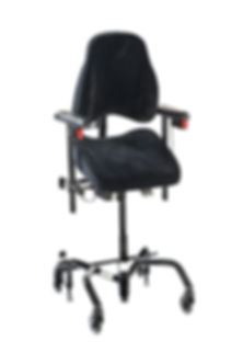 office chair with brakes