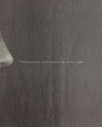 Van Lanschot Bankiers, personeels advertentie