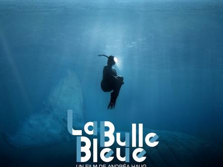 La Bulle Bleue par Andréa Haug