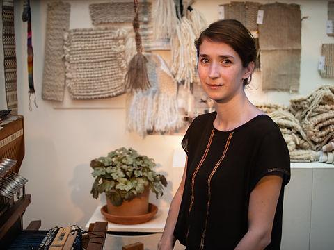 SANDRA WAHLEN ROUET Assistante Designer et Responsable de production chez PERRINE