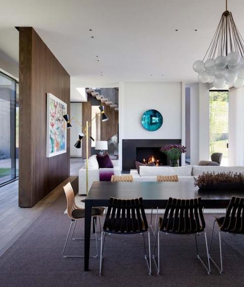 Architecte d'intérieur : Shawn Henderson Tapis tissé-main HALLAHA
