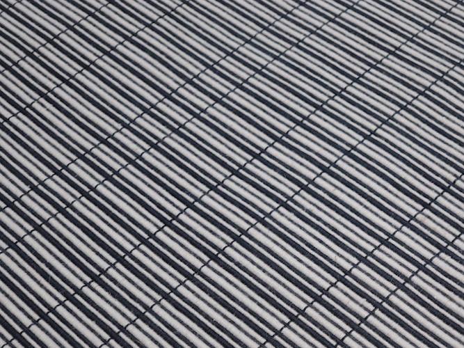 RELIANCE,tapis PERRINE tissé-main en laine et coton