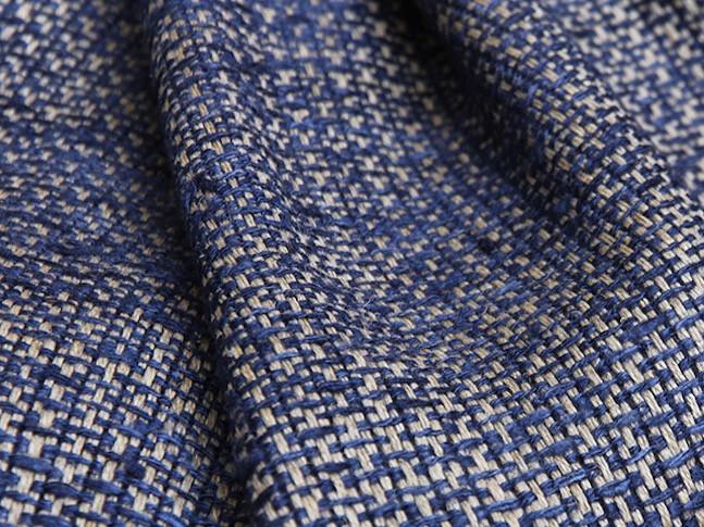 VICARA, tissu PERRINE fait main en soie