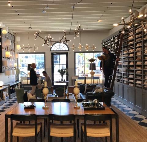 L'ensemble de nos collections sont désormais visibles au showroom  d'Alt For Living, Los Angeles