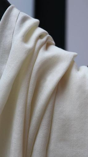PATHAN, tissu PERRINE fait main en cachemire