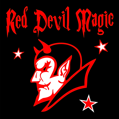 RED DEVIL MAGIC - CD