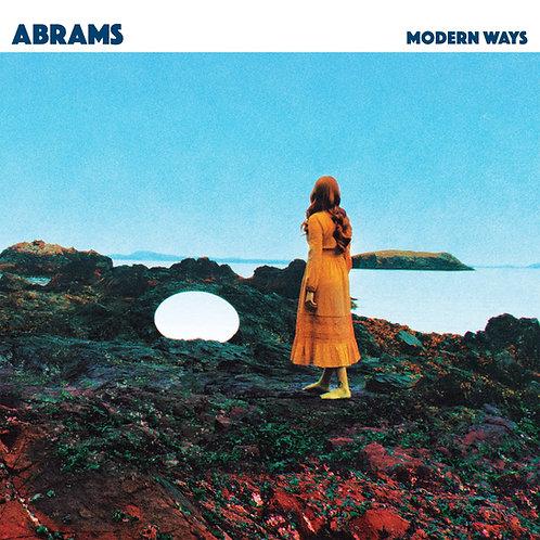 "Abrams ""Modern Ways"" - Vinyl LP"