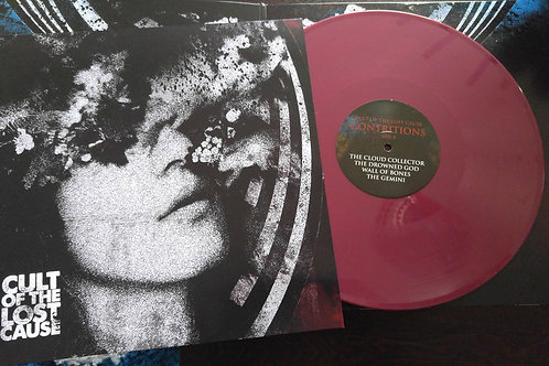 "CONTRITIONS - Limited Edition Red 12"" Vinyl"