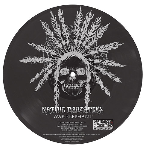 NATIVE DAUGHTERS - Limited Edition Picture Disc