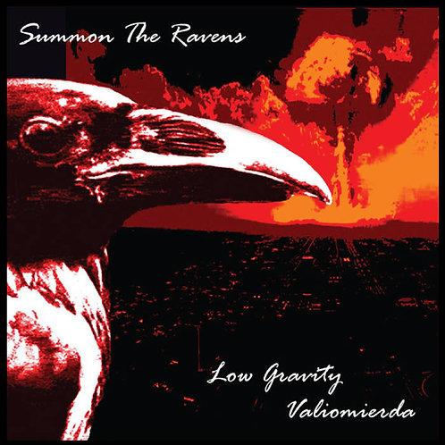 LOW GRAVITY & VALIOMIERDA - CD