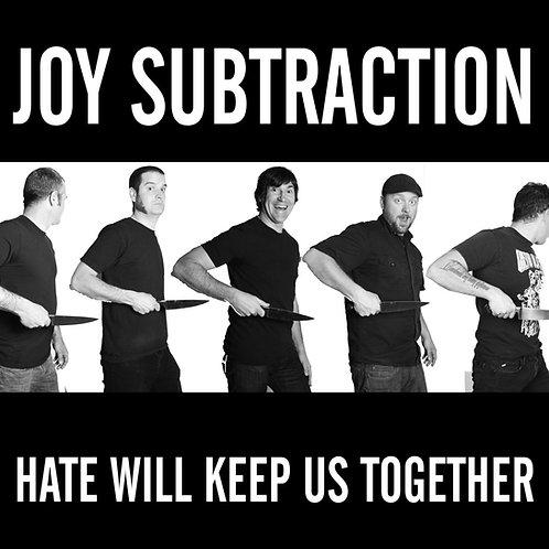"JOY SUBTRACTION - 12"" Vinyl LP"