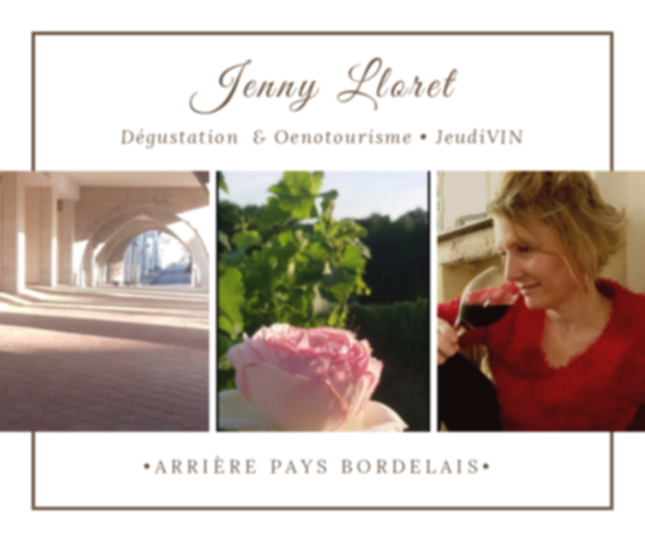 Jenny Lloret dégustation oenotourisme jeudivin