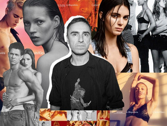 RAF SIMONS IS FINALLY, OFFICIALLY SWORN IN AS THE CHIEF CREATIVE OFFICER OF CALVIN KLEIN.