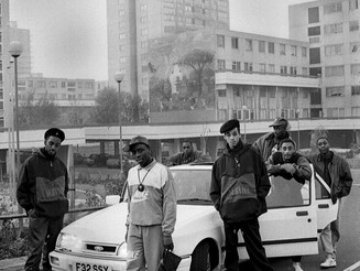 LONDON-BASED PHOTOGRAPHER NORMSKI CAPURES THE GOLDEN AGE OF HIP-HOP.