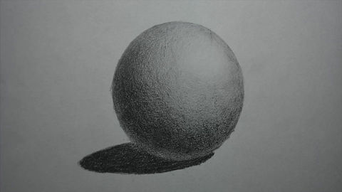 Ho to Draw a Ball