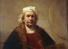 This is ArtistAnd Rembrandt