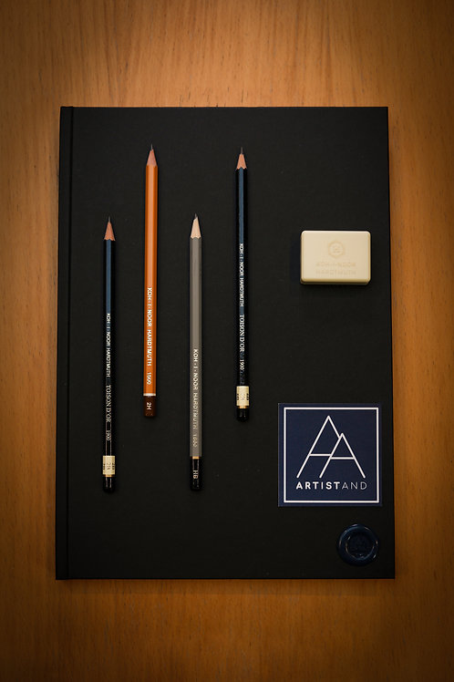 A4 Drawing Kit