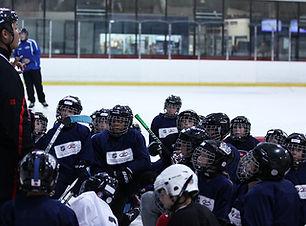 Hockey Academy, Learn to Play Ice Hockey, Ice Hockey