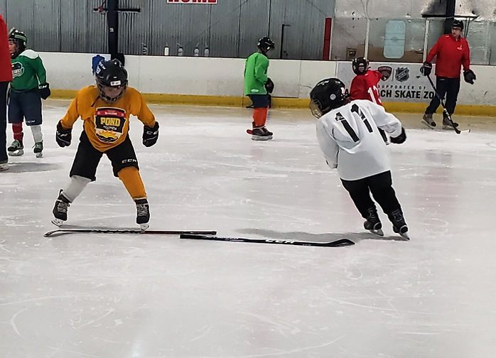 Hockey Learn To Skate