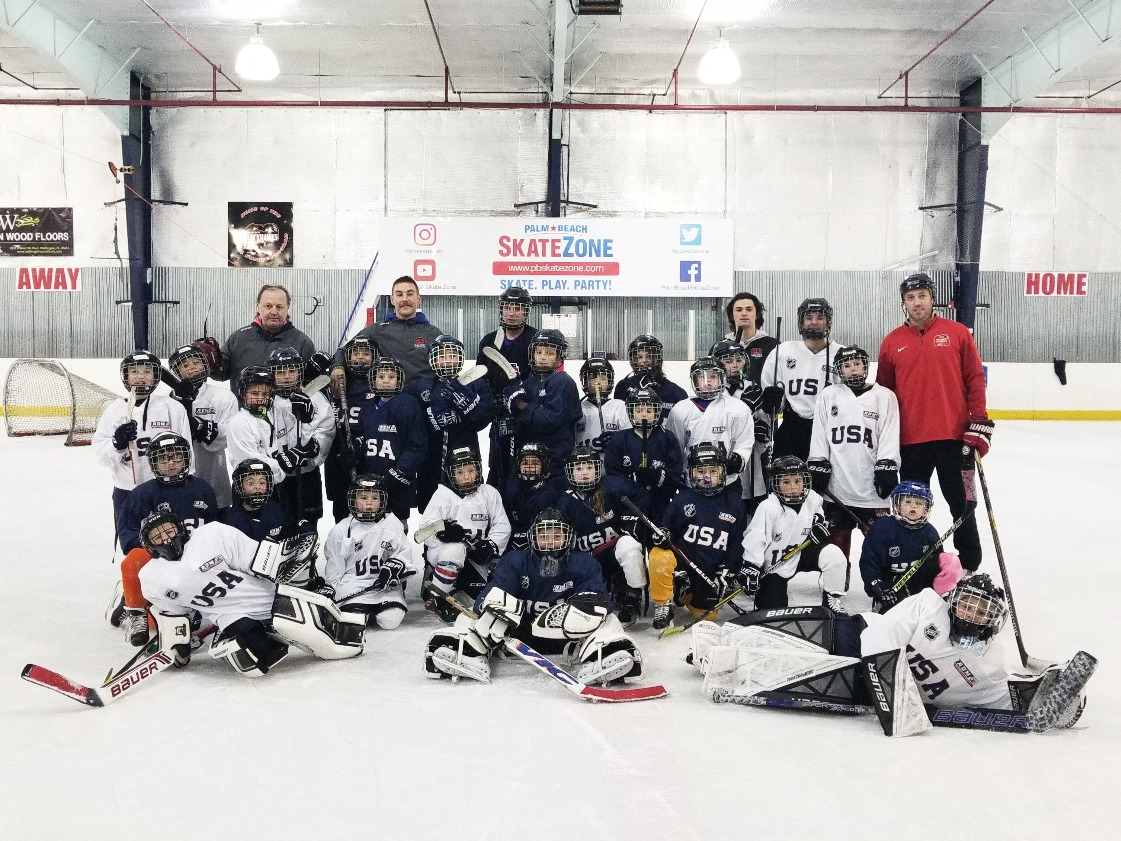 Ice Hockey Camps