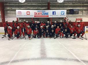 Adult Ice Hockey Clinics