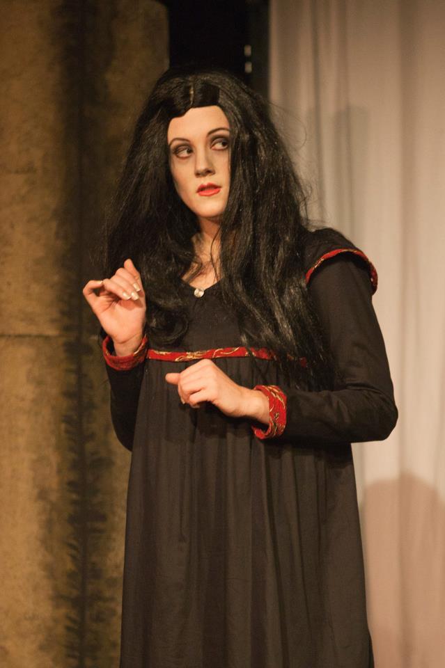 2012 Dracula - Ava