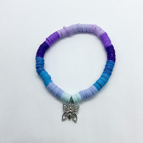 Praying For Payton Butterfly Bracelet