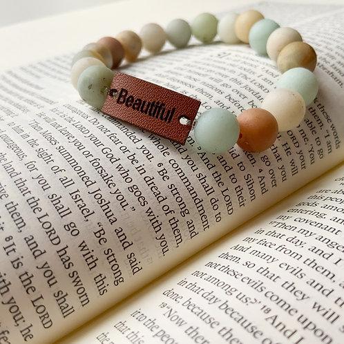 Inspirational Bracelet - Beautiful