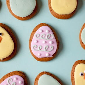 Miniature Bake Off- Easter Biscuits!
