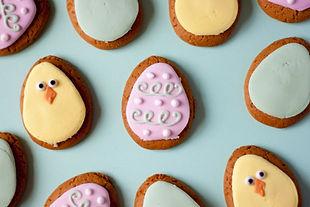 Gâteaux de Pâques